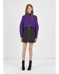 Isabel Marant Penelope Zip Front Skirt