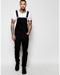american apparel unisex cotton denim overall where to buy how to wear. Black Bedroom Furniture Sets. Home Design Ideas
