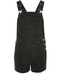 Moto denim short dungarees medium 5028360