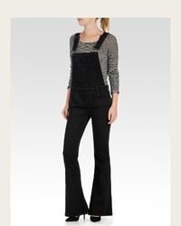 Petite tavie flare overall raven black medium 764432