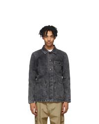 Vans Black Jim Goldberg Edition Chore Jacket