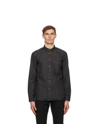 Diesel Black Denim D Billy Shirt