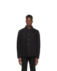 Tiger of Sweden Jeans Black Denim Get Shirt