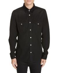 Ksubi De Nimes Woven Shirt