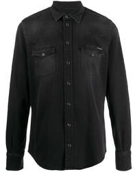 Dolce & Gabbana Denim Buttoned Shirt