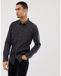 Lee Jeans Western Denim Shirt
