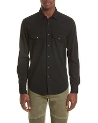 Belstaff Somerford Extra Trim Fit Denim Shirt