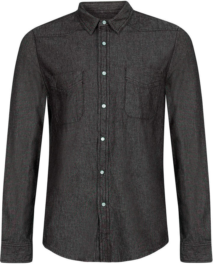 nichapie.ml: black denim shirt. From The Community. Amazon Try Prime All men's long sleeve classic woven shirt is your go to for style and Wrangler Men's Sport Western Snap-Front Long-Sleeve Shirt. by Wrangler. $ - $ $ 15 $ 30 39 Prime. FREE Shipping on eligible orders.