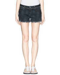 IRO Nano Stud Denim Shorts