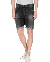 Labelroute Denim Bermudas