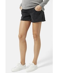 Topshop Moto Frayed Shorts