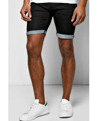 18944ee0bf13 Men's Black Shorts from BooHoo | Men's Fashion | Lookastic.com