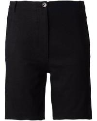 Y Project High Waist Denim Shorts