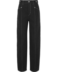 Isabel Marant Genie Denim Straight Leg Pants