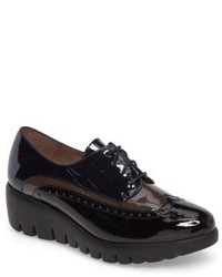Wonders Wedge Wingtip Derby
