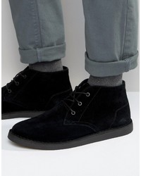 d68f82eb5ece5a Men s Black Desert Boots by Lacoste