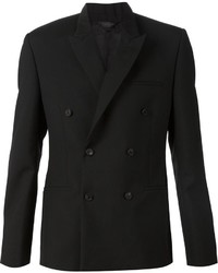 Black double breasted blazer original 2635827