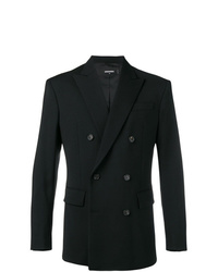 DSQUARED2 80s Double Breasted Blazer