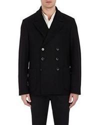 Barena Venezia Double Breasted Sportcoat Black