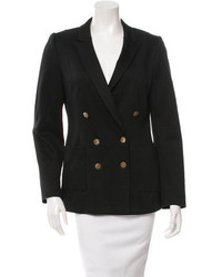 Rag & Bone Black Double Breasted Blazer