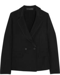 Calvin Klein Collection Baha Silk Charmeuse Blazer