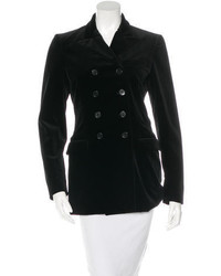 Ralph Lauren Collection Structured Double Breasted Blazer