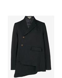 Comme Des Garcons Homme Plus Comme Des Garons Homme Plus Asymmetric Off Centre Buttoned Blazer
