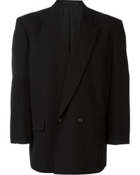 Comme des garons vintage double breasted blazer medium 639111