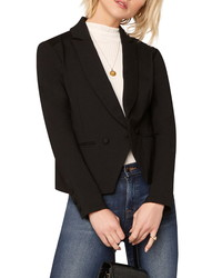 Cupcakes And Cashmere Cucakes And Cashmere Vanessa Double Breasted Blazer