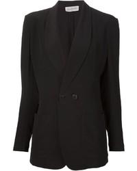 Double breasted blazer medium 401968