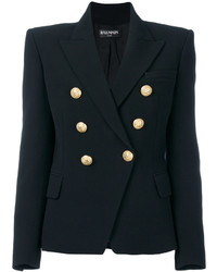 Balmain Double Breasted Blazer