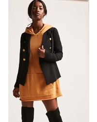 Forever 21 Double Breasted Blazer