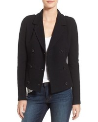 Double breasted blazer medium 698741
