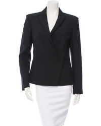 Balenciaga Double Breasted Cutout Blazer
