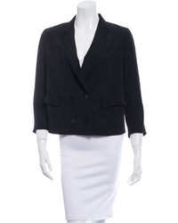 3.1 Phillip Lim Double Breasted Notch Lapel Blazer