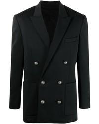 Balmain Double Breasted Tailored Blazer