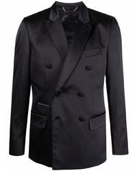 Philipp Plein Double Breasted Tailored Blazer