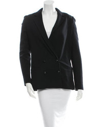Proenza Schouler Double Breasted Wool Blazer