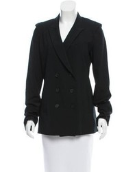 Alexander Wang Double Breasted Wool Blazer