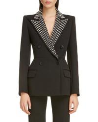 Givenchy Embellished Lapel Jacket