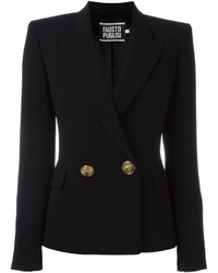 Fausto Puglisi Double Breasted Blazer