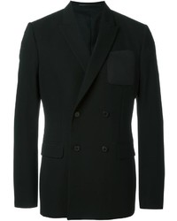 Givenchy Double Breasted Blazer