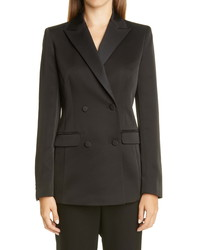 Lafayette 148 New York Holton Double Breasted Blazer