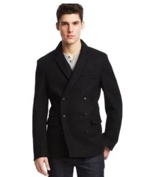 Kenneth Cole Reaction Double Breasted Blazer