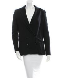 Proenza Schouler Double Breasted Wool Blazer