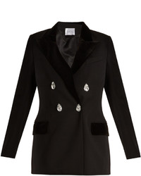 Racil Oxford Double Breasted Wool Blazer