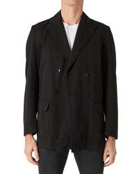 Neuw Relaxed Double Breasted Blazer