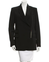 Stella McCartney Wool Double Breasted Blazer W Tags