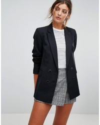 Stradivarius Double Breasted Blazer