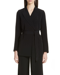 Co Stretch Crepe Blazer
